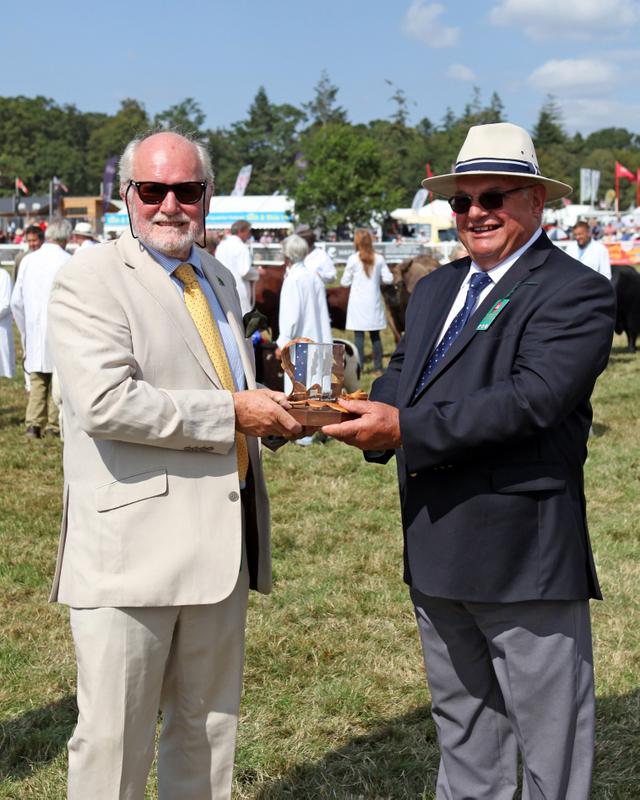 New Forest Trust - Diamond Jubilee Award 2014